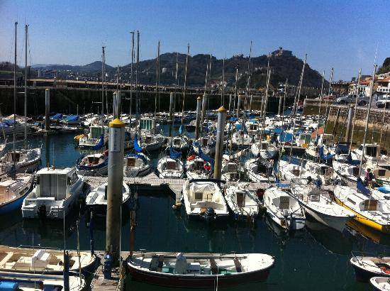 Port of Donostia - San Sebasti�n