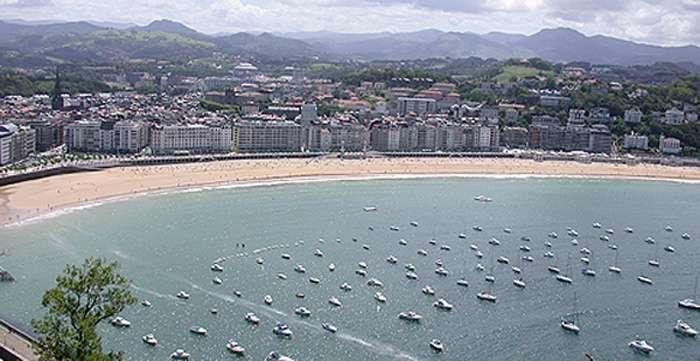 Situación privilegiada. En el centro de San Sebastián