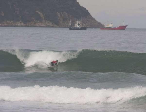 Surf à Zarautz