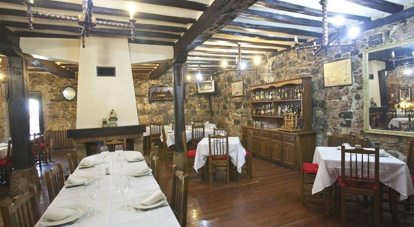Restaurante Izarre