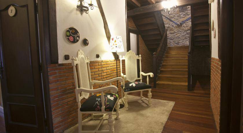 Casa rural Izarre detalle