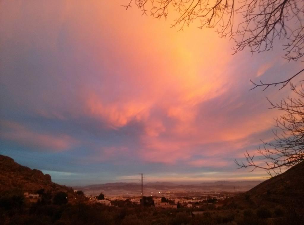vistas de Nijar