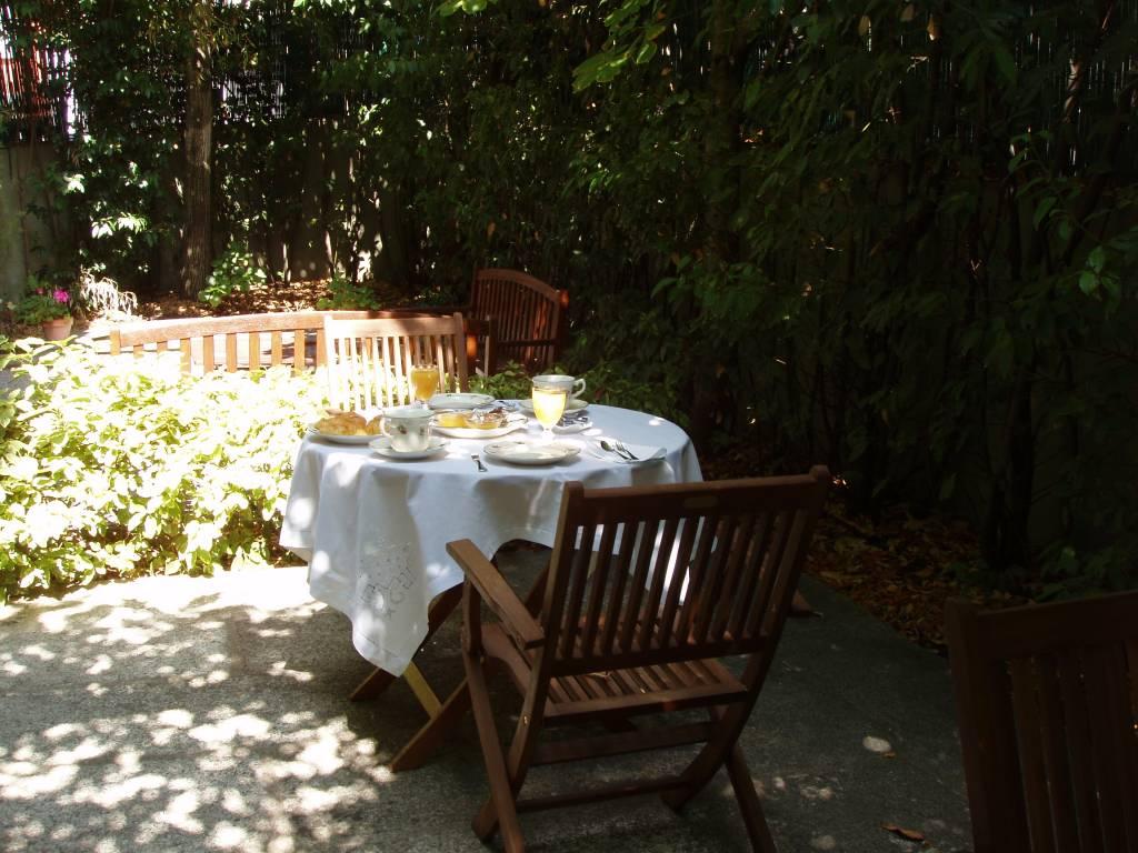 Hotel Posada Don Jaime - S.L. de El Escorial - Garten