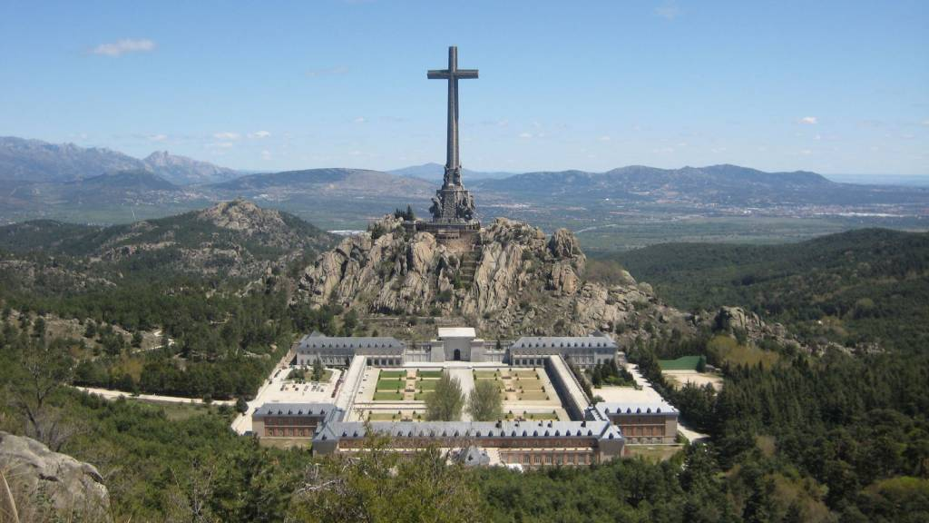VALLEY OF THE FALLEN - S.L. de El Escorial