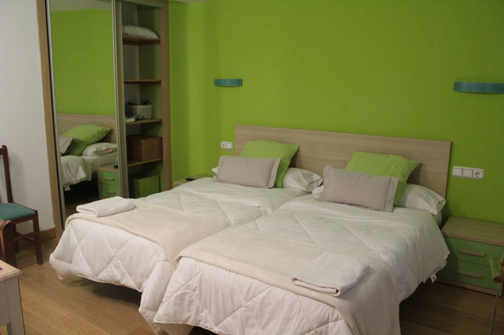 Double 2-Bed Room In the centre os San Sebastián