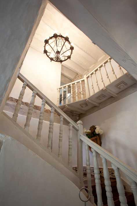 Escalera de subida