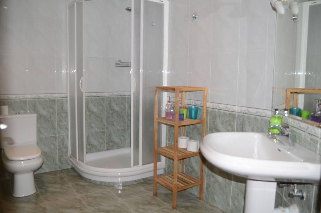 Habitaciones balc n con vistas tv calefacci n - Calefaccion bano ...