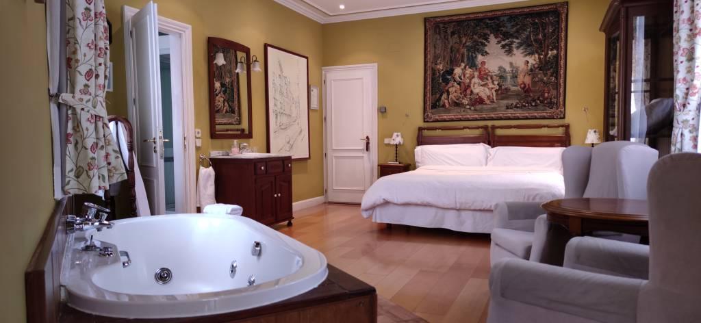 Habitación Senior Suite