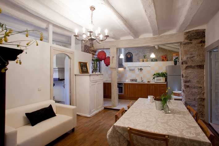 Cocina del Apartamento