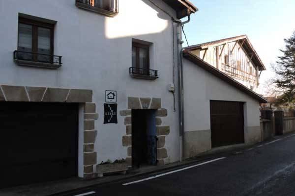 Casa Rural nemesio Etxea en Iturmendi