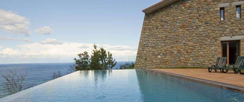 Agroturismo itxaspe piscina