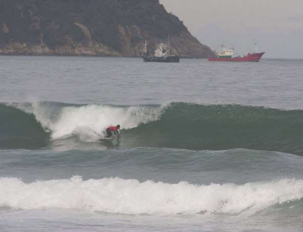 Surfa Zarautzen