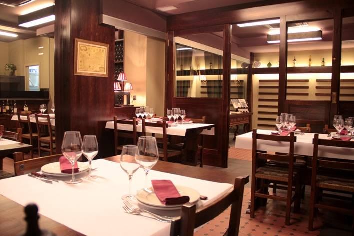 Restaurante Nicolás comedor