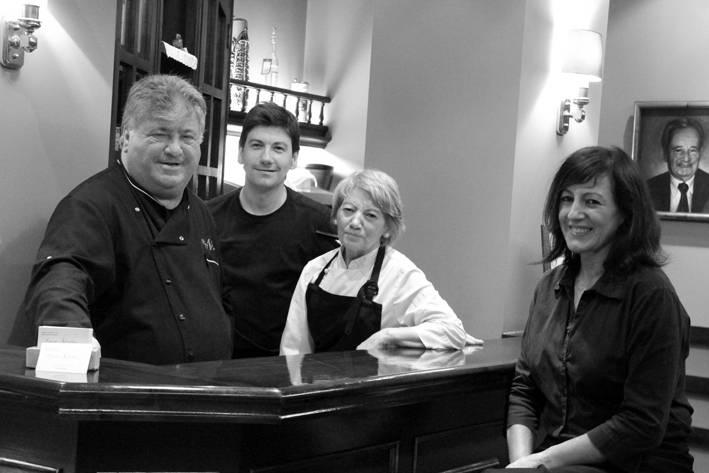 Restaurante Casa Nicolás tres generaciones