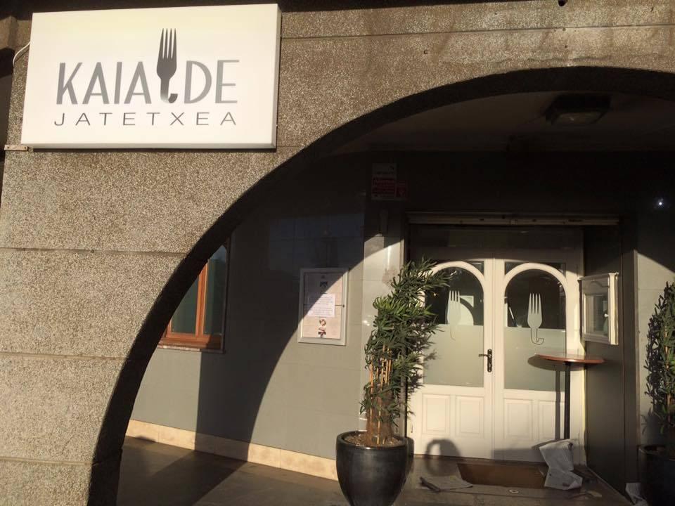 Kaialde Restaurante en Lezo