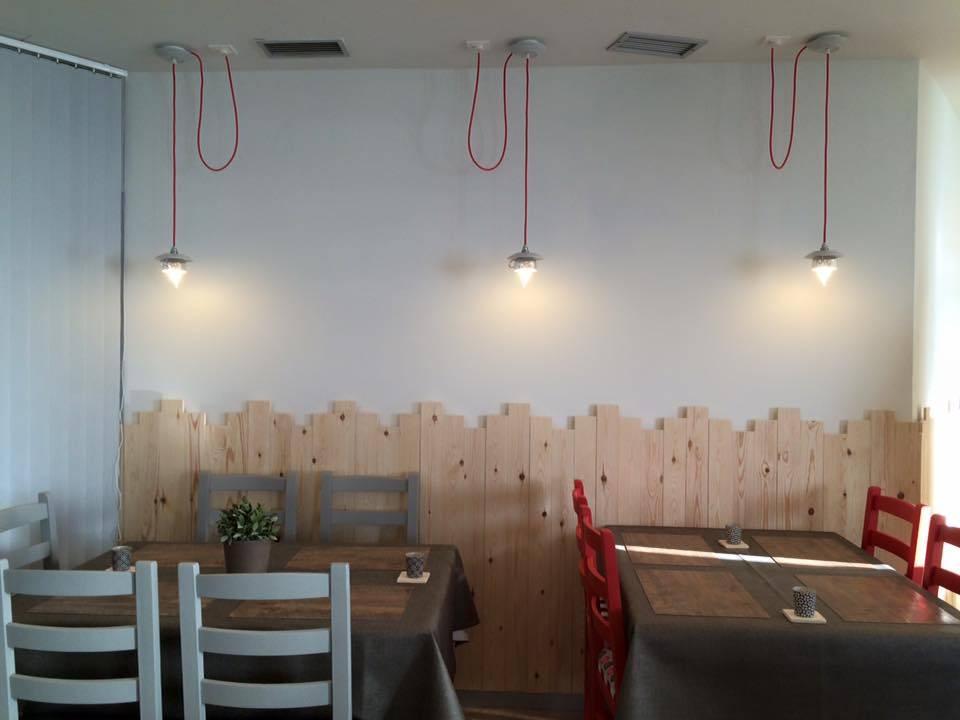Kaialde Restaurante entrada