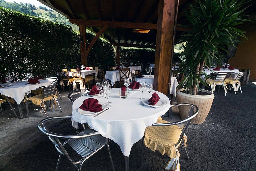 LARRAÑAGA HOTEL RESTAURANTE EN AZPEITIA