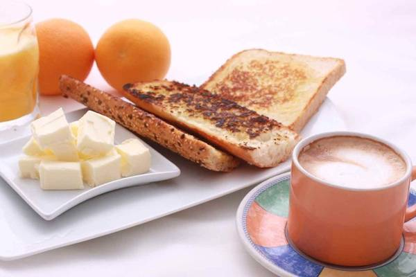 Igela jatetxea desayunos