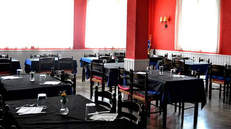 Hotel Restaurante Lazkao Comedor