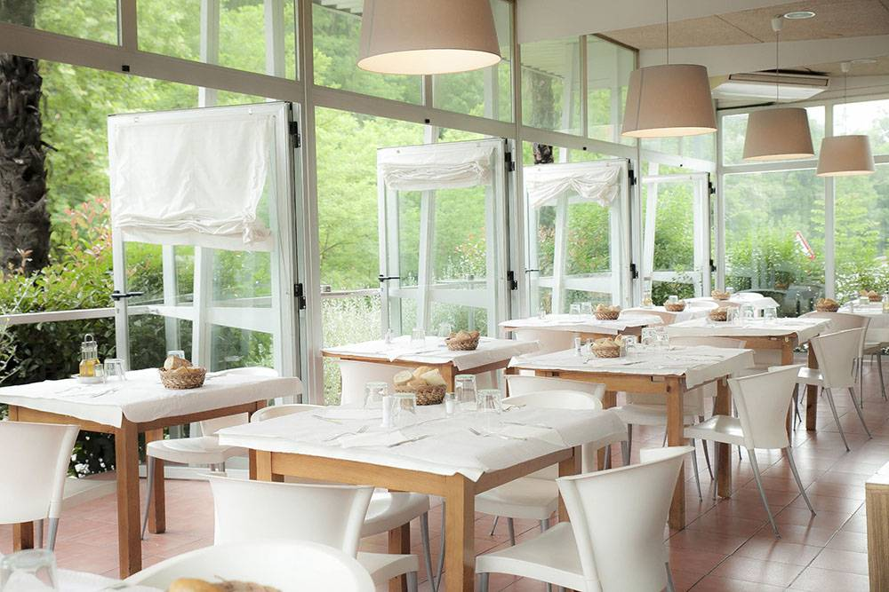 Restaurante Tartufo Comedor
