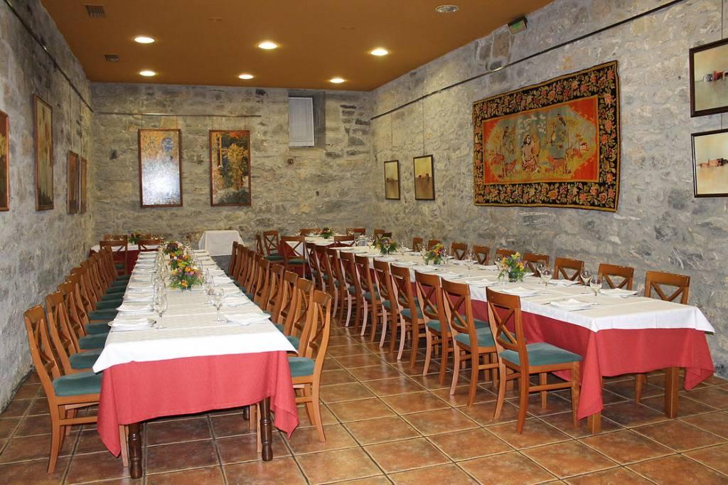 Joseba restaurante Comedor