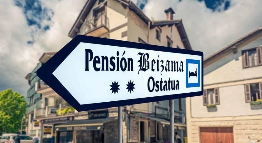 Pension Beizama en Astigarraga