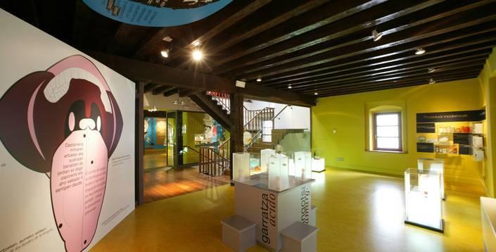 Museo de la Sidra en Astigarrada donde dormir