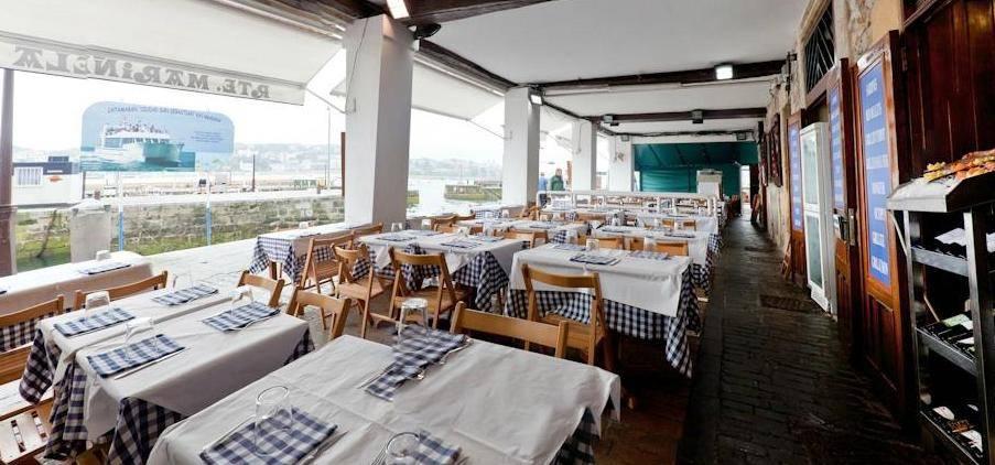 Restaurante Mariñela Terraza