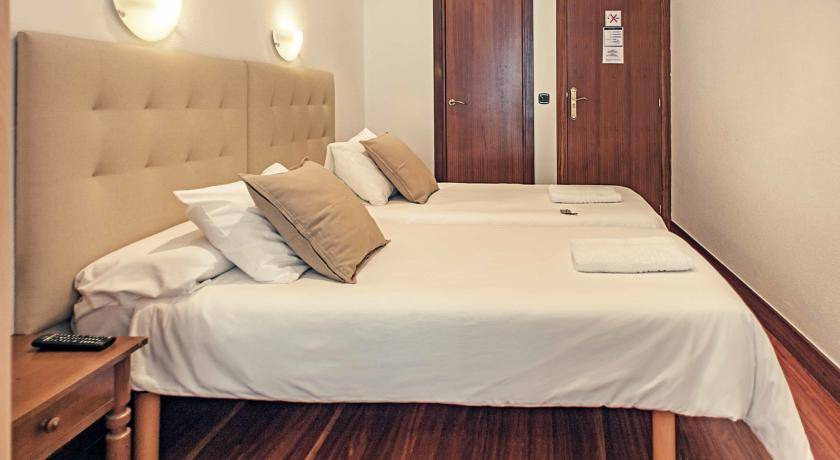 Habitaciones dobles de dos camaas