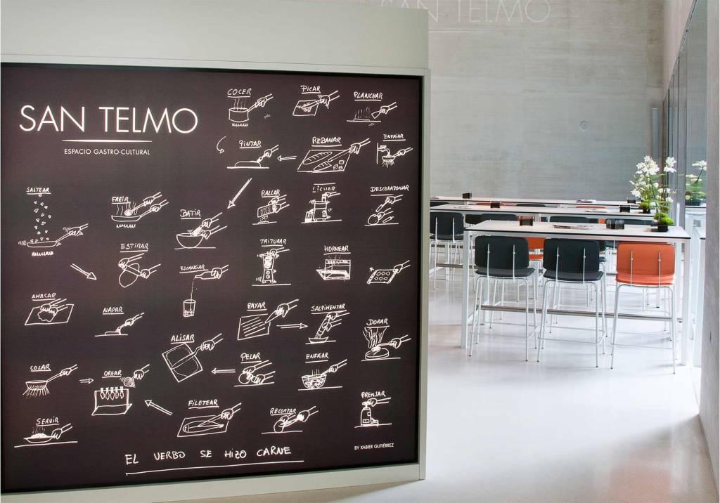 San Telmo Restaurante Espacio Gastro-Cultural