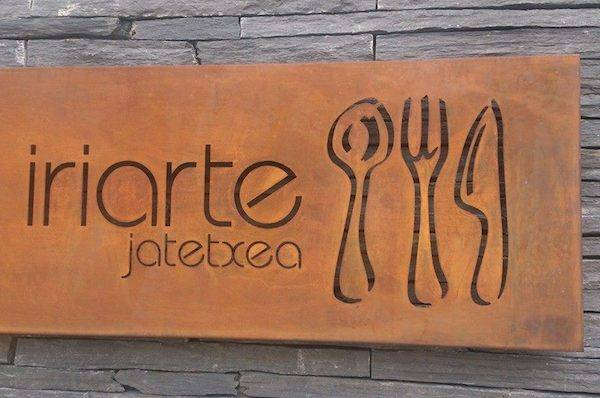 Iriarte restaurante Berrobi especialidades