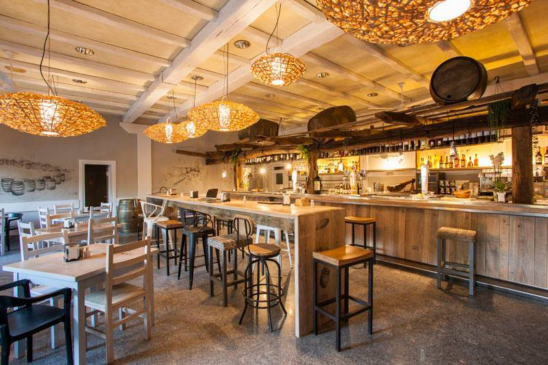 Sidrería Araeta Restaurante en  San Sebastian - Bar