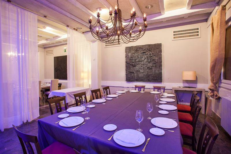Sidrería Araeta Restaurante en  San Sebastian - comedor