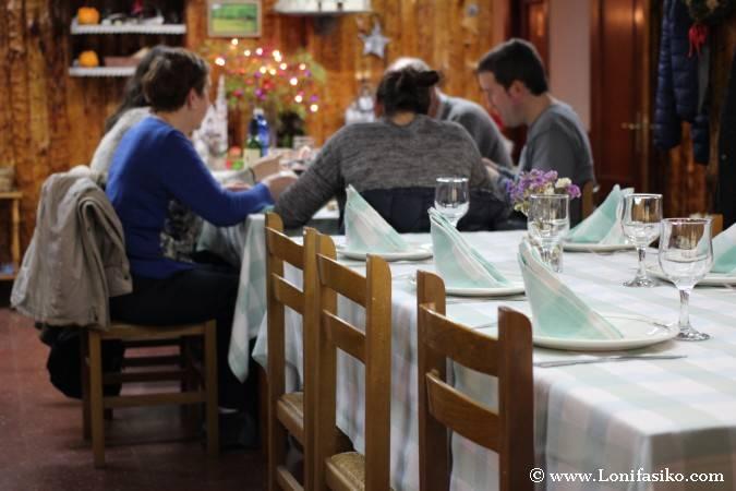 Restaurante Errota berri Deba Itziar
