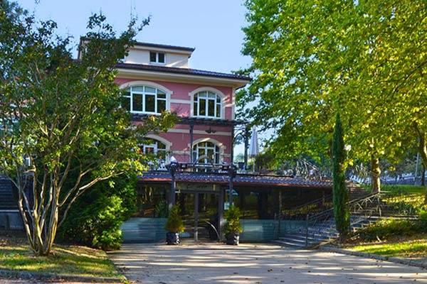 Restaurant el jard n de villa oria lasarte oria gipuzkoa for Restaurant le jardin vias