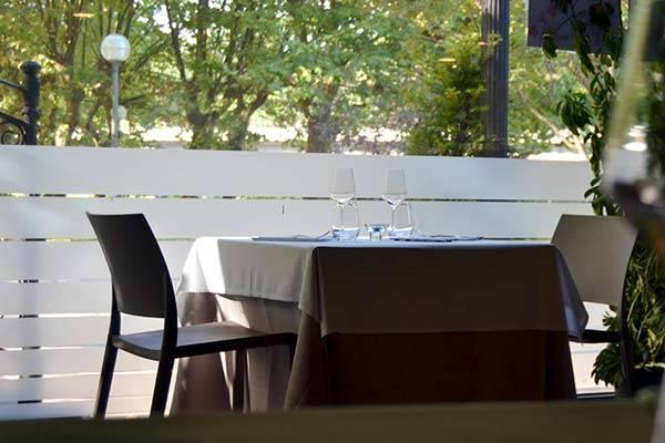 Restaurante El Jardín de Villa Oria