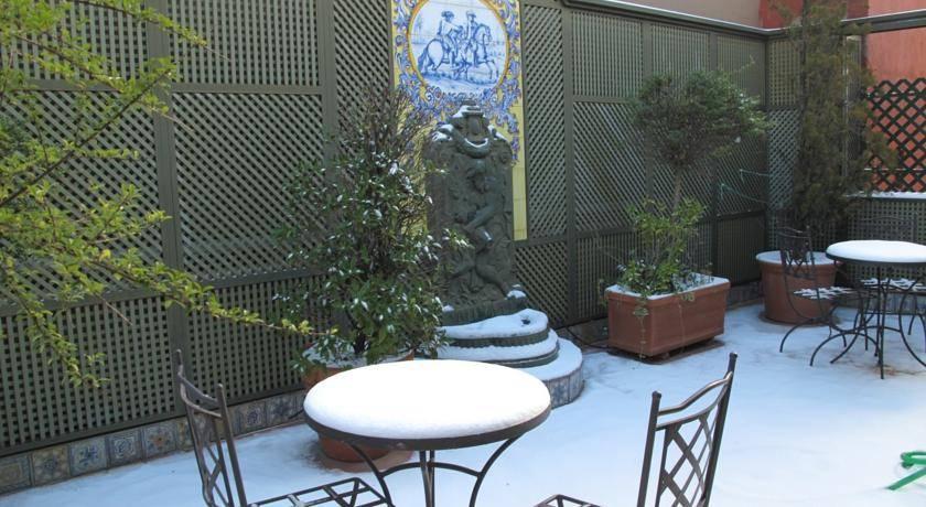 Hotel Posada Don Jaime - S.L. de El Escorial - Terraza