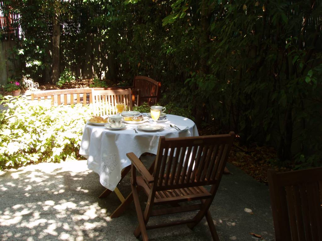 Hotel Posada Don Jaime - S.L. de El Escorial - Garden