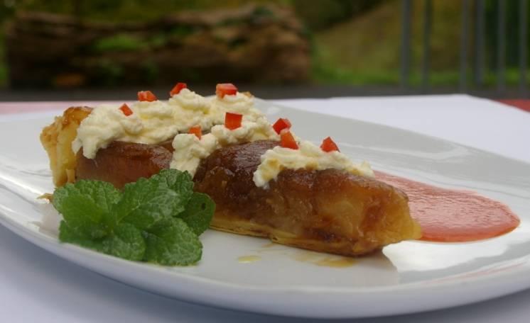 Laja restaurante en Azkoitia