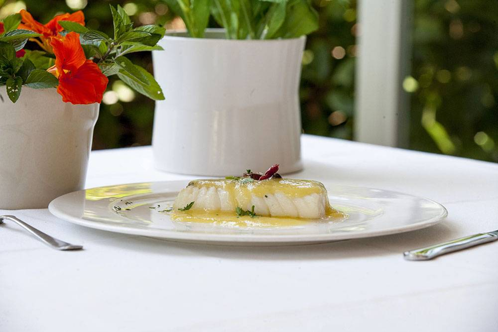 Restaurante Tartufo comida