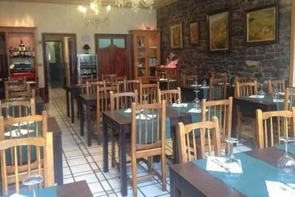 Sirimiri restaurante en Bergara